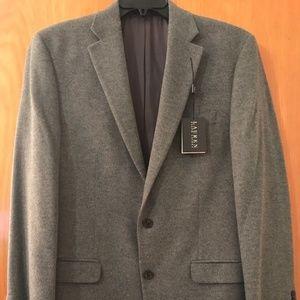 Ralph Lauren Men Two Button Wool Blazer Sportcoat